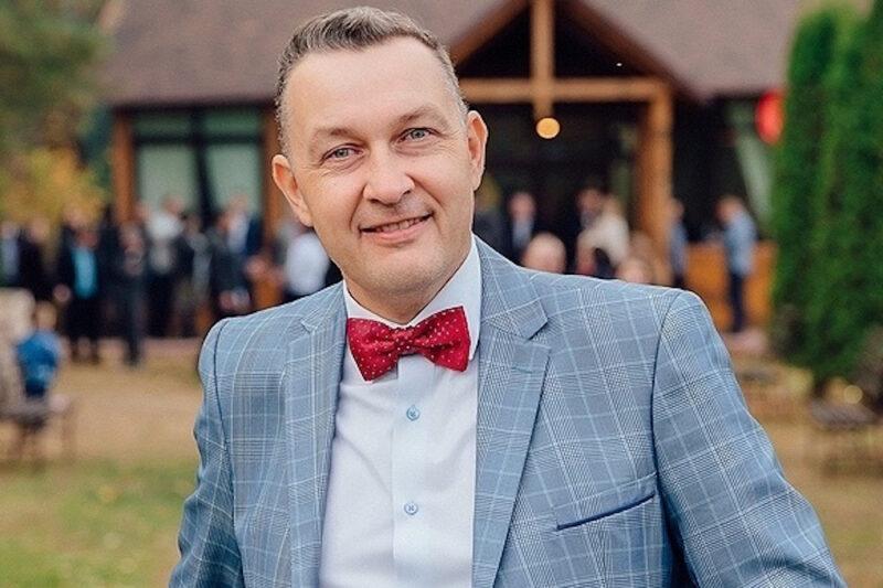 Организатор – Дмитрий Беляев